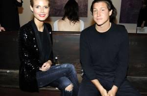Heidi Klum et Vito Schnabel: Un couple fan d'art avec les parents du jeune homme