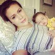 Alyssa Milano et sa fille le 30 mars 2015