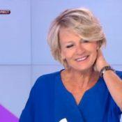 Sophie Davant très mal à l'aise quand Jean-Pierre Coffe insulte Jean-Luc Delarue