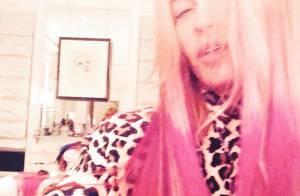 Madonna : Sa fille Lourdes aussi folle qu'elle des transformations capillaires !