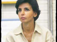 PHOTOS : Rachida Dati, pourquoi ce petit air tristounet ?