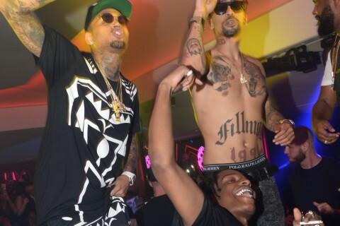 Chris Brown à Cannes : Breezy met le feu à la Croisette et enchaîne les soirées