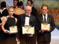 Cannes 2015, palmarès en images : Dheepan d'Audiard, Lindon, Bercot...