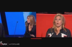 Mathilde Seigner règle '2-3 comptes' et dit la vérité sur son dérapage aux César