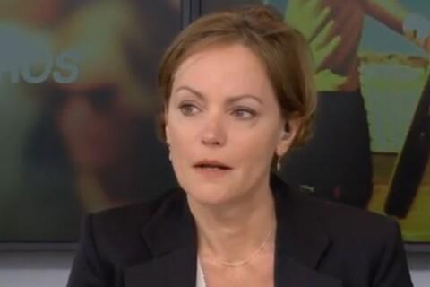Mort de Patrice Dominguez: Sa veuve Cendrine émue par l'hommage de Roland-Garros
