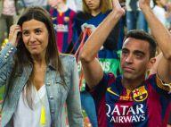 Xavi (FC Barcelone) bientôt papa : Sa belle Nuria enceinte de leur premier bébé