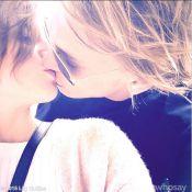 Lily Collins : Exit Chris Evans, l'actrice s'est remise avec son premier amour