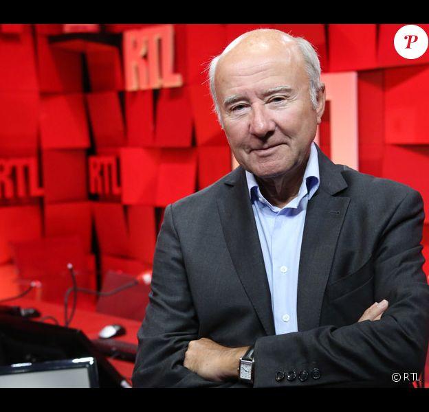 Olivier Mazerolle, journaliste politique sur RTL.