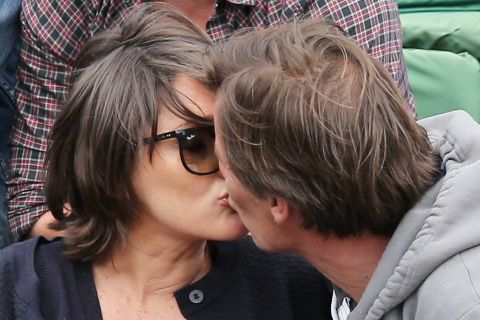 Amandine Bégot enceinte : Une journaliste amoureuse à Roland-Garros