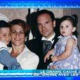 Jean-Marc Généreux, photo de famille – Salut les terriens sur Canal +, le samedi 30 mai 2015