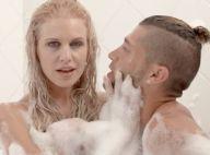 Adixia et Paga : Corps-à-corps et baisers langoureux, leur clip très hot !