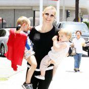 Kelly Rutherford reste privée de ses enfants, son ex-mari l'accuse d'avoir menti