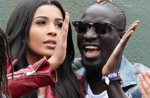 Roland-Garros : Mamadou Sakho complice avec sa ravissante Majda, enceinte