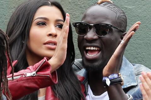 Roland-Garros : Mamadou Sakho complice avec sa ravissante Mazda, enceinte