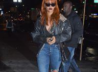 Rihanna : Beauté nocturne avec Karim Benzema, détendu en vacances