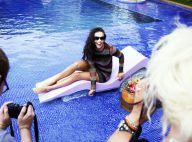 Adriana Lima à l'eau : Parenthèse mode sous le soleil de Rio