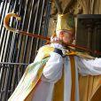 L'archevêque de Canterbury Justin Welby conduira le baptême de la princesse Charlotte de Cambridge le 5 juillet 2015 en l'église St Mary Magdalene à Sandringham.
