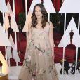 Keira Knightley - People à la 87e cérémonie des Oscars à Hollywood, le 22 février 2015.