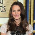 """Keira Knightley enceinte - Cérémonie des """"Writers Guild Awards"""" à Century City, le 14 février 2015."""