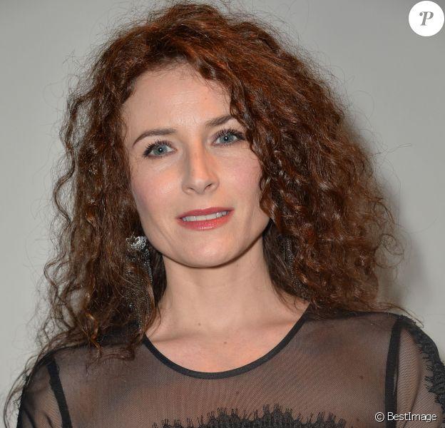 Elsa Lunghini - La 20e cérémonie des Prix Lumières à l'espace Pierre Cardin à Paris, le 2 février 2015.