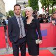 Exclusif - Brent Emery (producteur) et Gren Wells (réalisatrice) - Ouverture du 4e Champs Elysées Film Festival à Paris le 9 juin 2015.