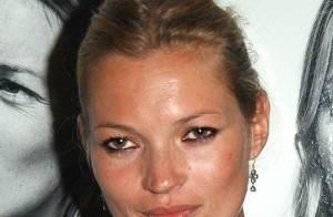 PHOTOS : Kate Moss offre ses lèvres mais personne n'en veut...