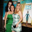 Jessica Simpson et sa mère Tina Simpson - Soirée 125 Years of Women Making Their Mark à New York, le 12 avril 2010