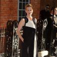 """"""" Laura Linney lors de l'avant-première du film Mr. Holmes à Londres le 10 juin 2015 """""""