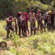 Épreuve de confort dans Koh-Lanta 2015, le vendredi 12 juin 2015, sur TF1