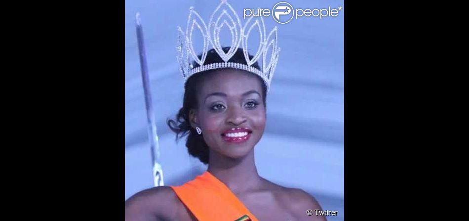 Emily Kachote, Miss Zimbabwe 2015