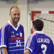 Dugarry, Lizarazu, Thuram... Les Bleus de 98 se retrouvent avec Adriani Vastine