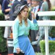 La princesse Beatrice - Arrivée de la famille royale au Royal Ascot 2015 le 16 juin 2015.