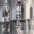 Michelle Obama au Duomo de Milan, le 18 juin 2015