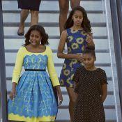 Michelle Obama en Europe : Charmée par le prince Harry, ses filles modeuses
