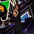 Exclusif - Selah Sue, dans les arènes de Nîmes à l'occasion de la spéciale Fête de la musique de l'émission  La Chanson de l'année  sur TF1, le samedi 20 juin 2015.