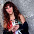 Exclusif - La chanteuse Zaz, dans les arènes de Nîmes à l'occasion de la spéciale Fête de la musique de l'émission  La Chanson de l'année  sur TF1, le samedi 20 juin 2015.