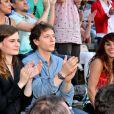 Exclusif - Christine and The Queens, le chanteur Raphaël, la chanteuse Zaz et Madilyn Bailey, dans les arènes de Nîmes à l'occasion de la spéciale Fête de la musique de l'émission  La Chanson de l'année  sur TF1, le samedi 20 juin 2015.