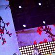 """Exclusif - Le chanteur Calogero et Louane Emera chantent en duo le titre de Renaud Mistral Gagnant - Enregistrement de l'émission """"La Chanson de l'Année, Fête de la Musique"""" à Nîmes, le 19 juin 2015, présentée par Nikos Aliagas pour la chaîne de télévision TF1.  No Web No Blog pour la Suisse et la Belgique20/06/2015 - Nîmes"""