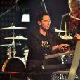 Exclusif - Tristan Casara (The Avener), dans les arènes de Nîmes pendant les répétitions de la spéciale Fête de la musique de l'émission  La Chanson de l'année  sur TF1, le samedi 20 juin 2015.