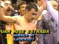 Juan José Estrada : Mort à 51 ans de l'ancien champion de boxe, poignardé...