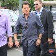 Charlie Sheen à Los Angeles, le 12 mai 2015