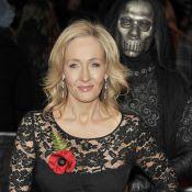 J.K Rowling annonce l'arrivée d'Harry Potter au théâtre !