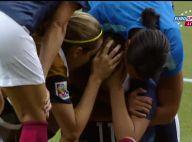 Mondial féminin : Les larmes des Bleues après une cruelle élimination
