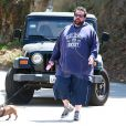 Exclusif - Kevin Smith à Hollywood, le 15 août 2013.