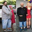 Kevin Smith, 44 ans, dévoile sa perte de poids et les 39kg dont il s'est délesté.
