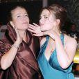 Emma Thompson et Hayley Atwell