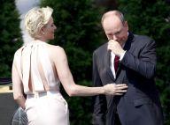Charlene de Monaco clame son amour en français par surprise, Albert en pleure...
