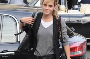 VIDEO + REPORTAGE PHOTOS : Emma Watson, 18 ans et déjà au top à Paris !