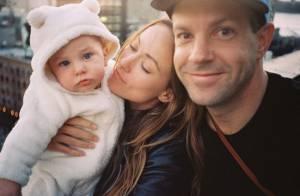 Olivia Wilde : Une irrésistible photo de famille pour la jeune maman