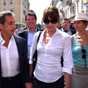 Carla Bruni et Maud Fontenoy : La garde rapprochée glamour de Nicolas Sarkozy